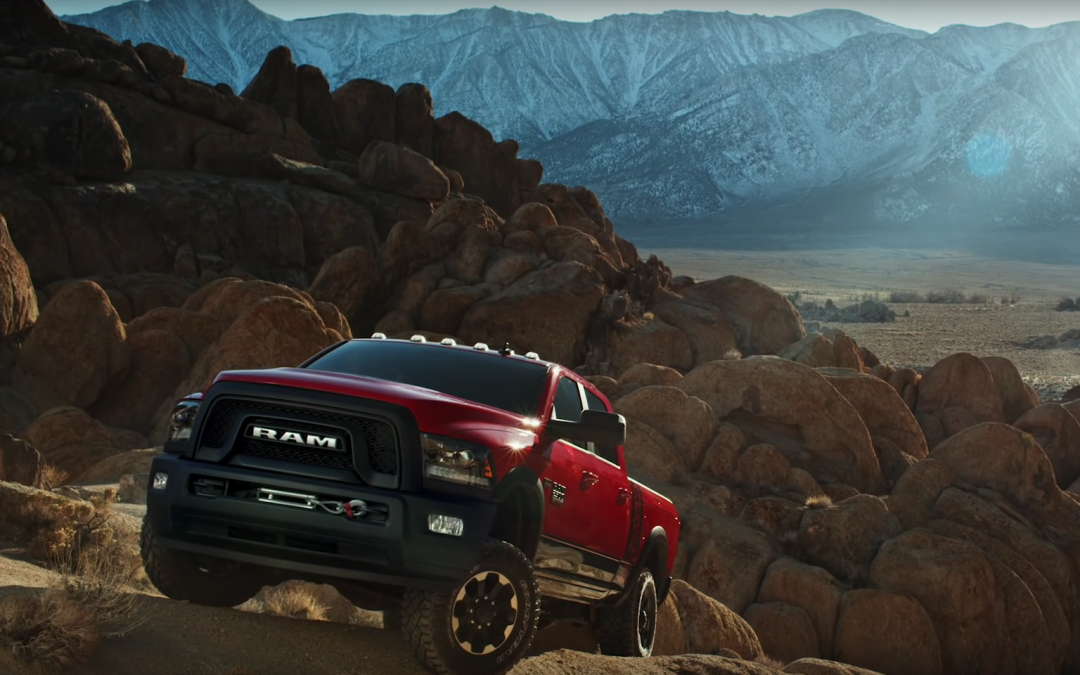 RAM Power Wagon Reveal