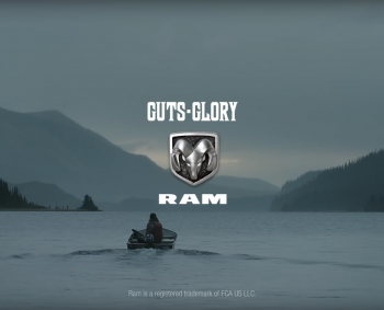 Stay inside – RAM Trucks Outdoorsman spot